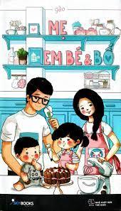 Mẹ, Em Bé Và Bố (Bản Thường) ebook pdf - Hay Đọc