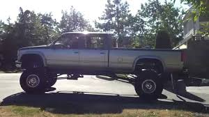 All Chevy 99 chevy 3500 : 1999 Chevrolet Silverado 3500 Turbo Diesel - YouTube
