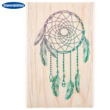 Hobby Lobby Dream Catcher Dreamcatcher Rubber Stamp Hobby Lobby 100 3