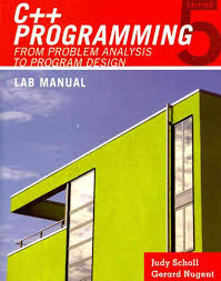 Ds Malik C Programming From Problem Analysis To Program Design Buy Lab Manual For Maliks C Programming From Problem