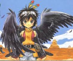 anime characters with wings. Contemporary Wings Does Cooro From Anima Count It Hasnu0027t Been Made Into An Anime Inside Anime Characters With Wings