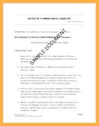 tenant renewal letter lease abstract template free letter termination to tenant non