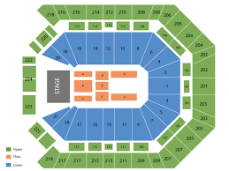 Mgm Grand Garden Arena Seating Chart With Rows Collins Arena