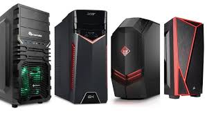 while it can be a complex and confusing field to navigate we ve gathered together some of the best gaming desktop pcs out there for a range of diffe
