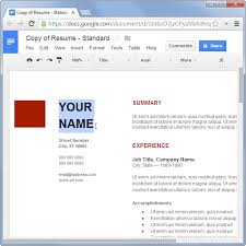 How Do You Get A Resume How To Make A Resume For Free Without Using Microsoft Office