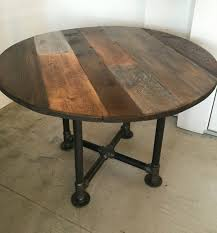reclaimed wood round table 36 round reclaimed wood table top reclaimed wood circle table reclaimed wood round dining table canada reclaimed wood round