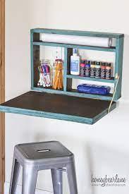 wall mounted desk wall desk