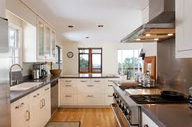 ... Kitchen, Kitchen Ideas Cool Clear Glass Door Kitchen Cabinet Over Gray  Granite Countertop And Modern ...