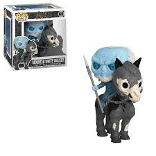 Buy <b>Funko POP! Rides</b>: <b>Game</b> of Thrones - White Walker on Horse ...