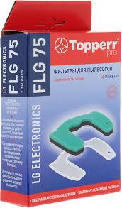 <b>Topperr</b> FLG 75 <b>фильтр</b> для пылесосов LG Electronics <b>1143</b>, код ...