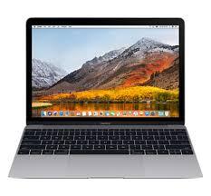 apple macbook. select a finish apple macbook