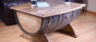 the 11 best oak barrel coffee tables in