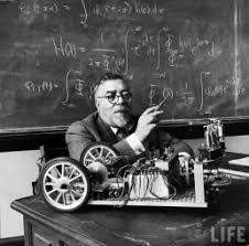 Norbert Wiener - Monoskop
