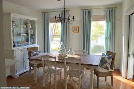 Coastal Inspired Dining Room beach-style-dining-room