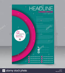 Editable Flyer Template Flyer Template Business Brochure Editable A4 Poster For