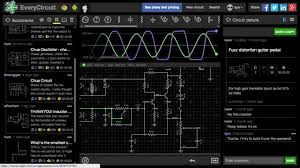 Electronic Circuit Design And Simulation Software Everycircuit Home