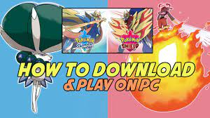 How to download and play Pokemon Sword & Shield + ALL DLC Update (XCI)  YUZU-RYUJINX GUIDE - YouTube