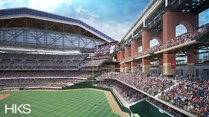 Globe Life Seating Chart Globe Life Field Pictures Information And More Of The