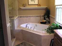 small bath tubs small area with closed shower space and bathroom corner bath ideas near white small bath
