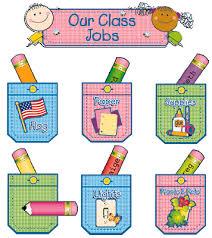 Helper Charts For Preschool With Pictures 49 Punctilious Clip Art For Preschool Job Chart