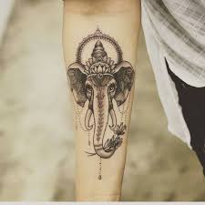 50 Amazing Lord Ganesha Tattoo Designs And Meanings Tattoo Me Now