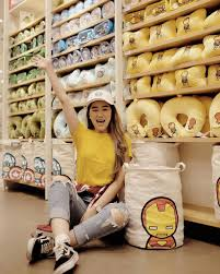 Miniso Indonesia - We know Marvel x Miniso products are so cute and  adorable, hard for you to decide. So, @philiaalethea which one products did  you choose? Marvel x Miniso products now