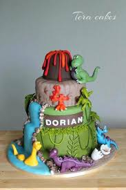Dinosaur Train Birthday Cake Ideas Best On Beautiful Tekhno