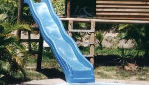 Homemade Pool Slide How To Uninstall An Swimming Pool Slide Build