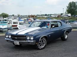The Top 50 Fastest Muscle Cars Of All Time - Chevy Hardcore