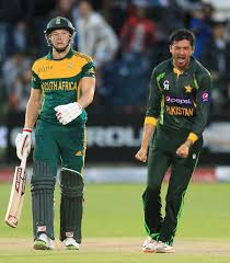 Pakistan vs South Africa 2nd ODI 2013 ...