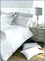 glitter comforter set white and silver bedding bath sets with beddi