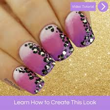 Ombre Leopart Print Nail Design – Mitty. Nail Art Tools & Brushes
