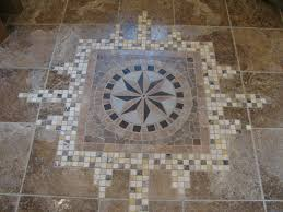 Mosaic Tile Kitchen Floor Floor Mosaic Floor Tiles Theflowerlab Interior Design