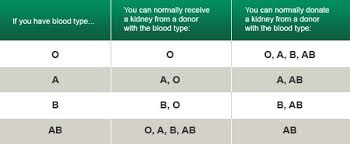 Blood Compatibility Reference Chart And How To Receive A