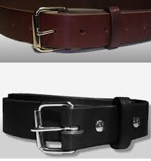 1 25 leather belt made in the usa all american clothing