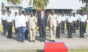 Felix Austin trainees told police professionalism key to cooperation -  Stabroek News