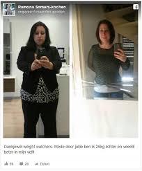 afvallen weight watchers ervaringen