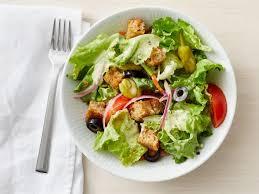 olive garden style house salad