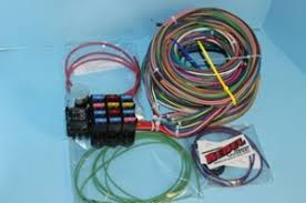 rebel wire wire kits for real rods rebel wire 9 3 american muscle car wiring harness