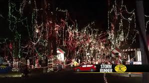 Yogi Bear Park Eureka Mo Christmas Lights Visiting Santas Magical Kingdom Fox2now Com