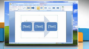 Flow Chart Colors Microsoft Word 2007 How To Change Colors Of A Flow Chart On Windows Xp