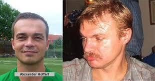 Jetzt fast uneinholbar - unser Rekordtorjäger <b>Alexander Hoffart</b> - Alex+Fritz