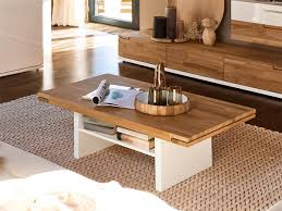 adorable oak coffee table uk with arte m feel solid oak and white or grey contemporary