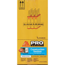 Amazon Com Sika 107840 Sikaflex Construction Sealant Color