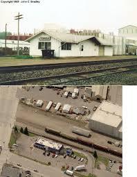 Benson Ford House Swift County Minnesota Railroad Stations