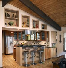 Split Level Kitchen Designs Kitchen Cubby Hole Ideas Kitchen Traditional With Split Level