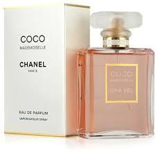 chanel mademoiselle. coco mademoiselle by chanel for women - eau de parfum, 50 ml c