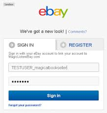 ebay sign in. Contemporary Ebay Magical Bookseller Signs In To EBay For Ebay Sign In M