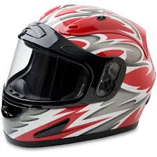 Mossi Full Face Snowmobile Helmet 216803 Helmets
