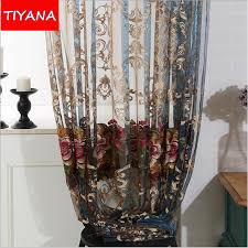 Red Curtains Living Room Online Buy Wholesale Red Curtains Living Room From China Red